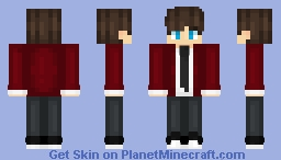 dαиibєαя // JiNJaProductionz Minecraft Skin