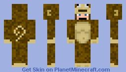 KingOeliewoelie skin Minecraft Skin