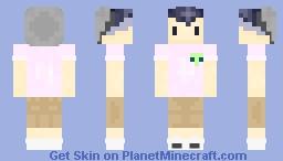 my first HD skin Minecraft Skin