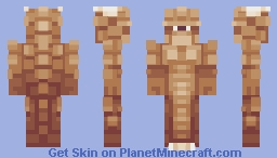 No man's cyclope dragon Minecraft Skin