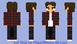 i get jealous, but i'm too cool to admit it. Minecraft Skin