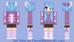 You don't know me, when I don't know you Minecraft Skin