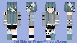 +~+ Minty Love +~+ Minecraft Skin