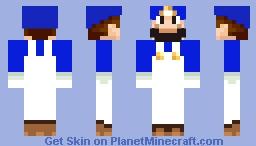 supermarioglitchy4 Minecraft Skin