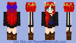 DeaMoon [Me] Minecraft Skin