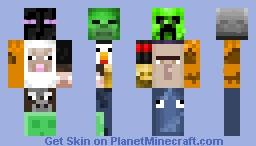Minecraft Mob skin