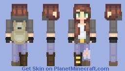 ~twd oc~ Minecraft Skin