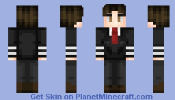 pilot // request Minecraft Skin