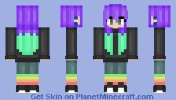 Gina Minecraft Skin