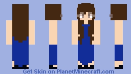 For Kuin_Chan Minecraft Skin