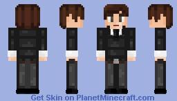 Paul McCartney (Extreme Update) Minecraft Skin