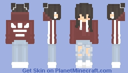 Tutushii - Adidas Hoodie .o. Minecraft Skin
