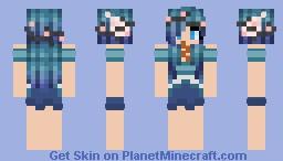 тнєкαωαιισиє~єℓf Minecraft Skin