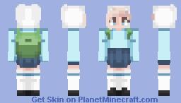 ♥Adventure Time| Fionna♥ Minecraft Skin