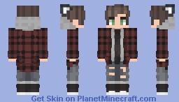~FIRST BOY SKIN AYAYAYYA Minecraft