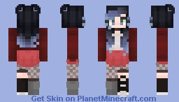 - Skin Trade w/ Unxverse Minecraft Skin