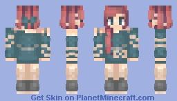 Secret Harmony Minecraft Skin