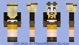 terra Minecraft Skin