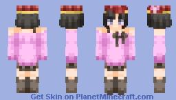 Pink-a-poo Minecraft