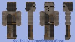 The Bear Knight (Ser Thorvald of Lochwind) Minecraft Skin