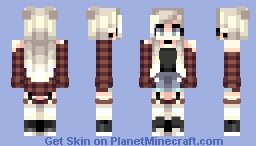 Tumblr Minecraft Skin