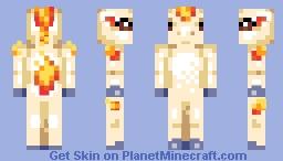 Ponyta Minecraft Skin