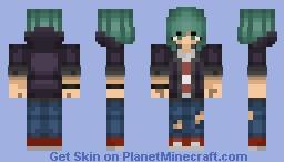 Ambient - Melancholism Skin Contest Minecraft Skin
