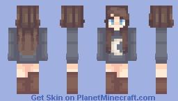 RAFFLE RESULTS ;) Minecraft Skin