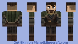 Northern Armor Minecraft Skin