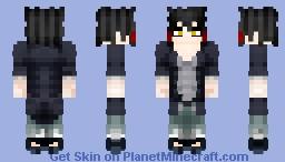 Raiden OC [Naruto] Minecraft Skin
