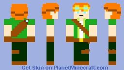 Dan Minecraft Skin