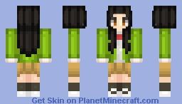 Misaki Ayuzawa Minecraft