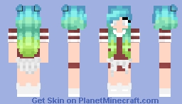 Tumblr Trash Minecraft Skin