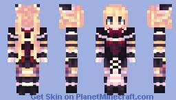 Luna // 800 Minecraft Skin