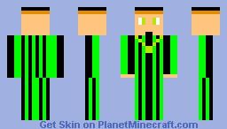 Jason Minecraft Skin