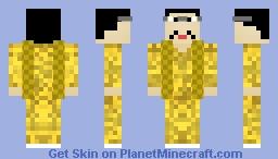Pineapple Pen Minecraft Skin