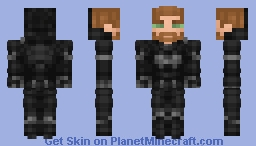 The Servant of Jade :// Finn Blackfyre Minecraft