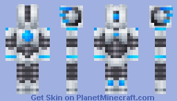 The Prototypes (Skin Packs, 16 colours!) Minecraft Skin