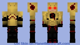 Reverse Flash (Cw) Minecraft Skin