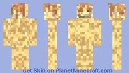 Biscuit JR Minecraft Skin