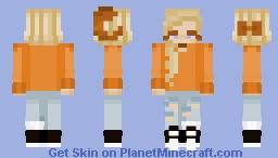 storytime Minecraft Skin