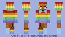 gay pride Minecraft