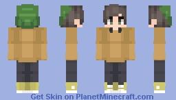 The best time to wear a stripped sweater~ | ƒυʟø Minecraft