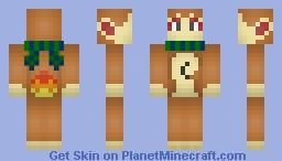 For superwolfpup Minecraft Skin