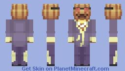 Pimpkin (Halloween Contest) | ƒυʟø Minecraft Skin