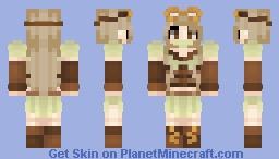 Steampunk girl - Kayy's Contest / Entry  :DDD Minecraft Skin