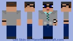 tobyMac Minecraft Skin
