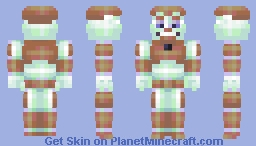 FNaF: Sister Location - Bidybab Minecraft Skin