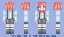 young forever Minecraft Skin