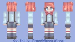 영원히 젊다 Minecraft Skin